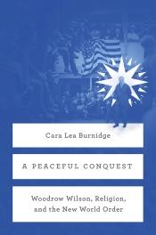 A Peaceful Conquest Cover