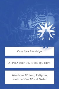 A Peaceful Conquest Cover